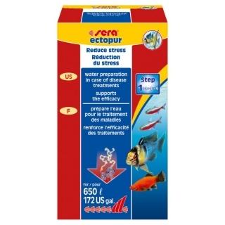 Sera ectopur (эктопур), 130гр; на 650 литров