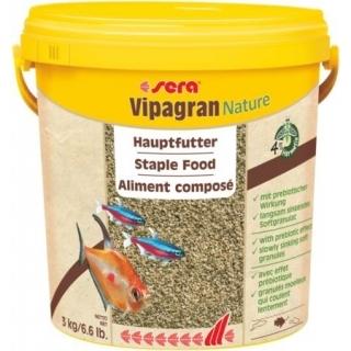 Sera Vipagran Nature 10 л