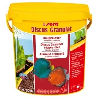 Sera discus granules для дискусов 10 л (4,2кг).