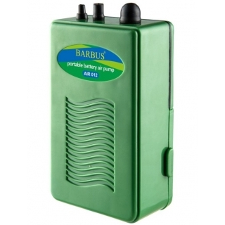 Компрессор на батарейках Barbus AIR 012