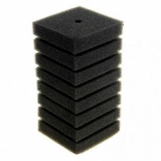 Губка для фильтра квадратная 100x200 мм