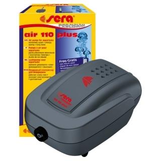 Sera air 110 plus воздушный компрессор для аквариума
