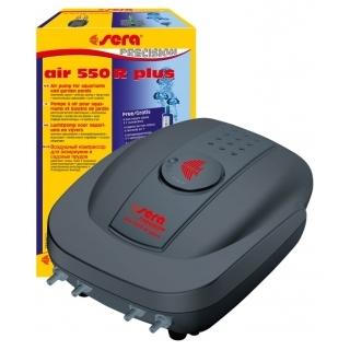 Sera air 550 plus воздушный компрессор для аквариума