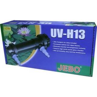 УФ-стерилизатор Jebo UV-H13 (13 Вт)