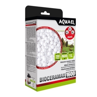 Aquael BioCeraMAX UltraPro 1600, 1 литр