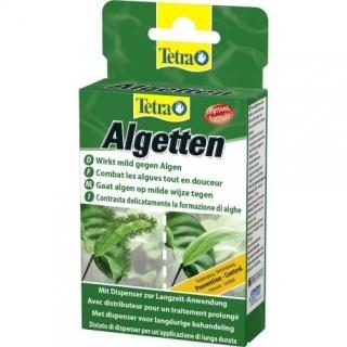 Tetra Algetten 12 таблеток для уничтожения водорослей и профилактики их появления