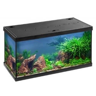 Аквариум EHEIM aquastar 54 LED, чёрный