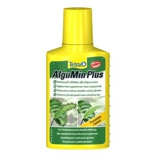 Tetra AlguMin Plus 250мл- эффективно удаляет все типы водорослей