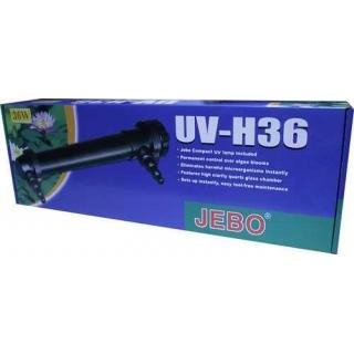 УФ-стерилизатор Jebo UV-H36 (36 Вт)