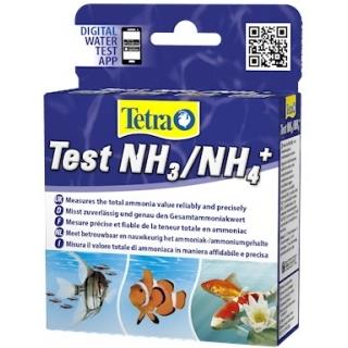 Tetra NH3/NH4 - тест