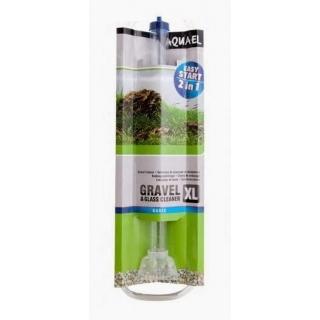 Сифон для очистки грунта Aquael Gravel & Glass Cleaner XL (66.5см)