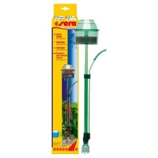 Sera пылесос для очистки грунта (sera gravel cleaner)