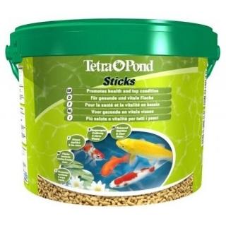 Tetra Pond Sticks 10 литров - корм для прудовых рыб