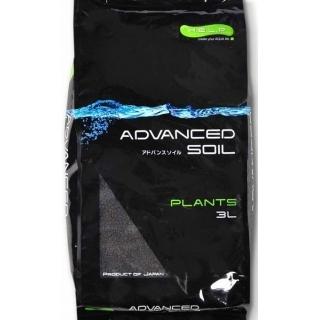 Aquael ADVANCED SOIL PLANTS - грунт для растений, 3 литра