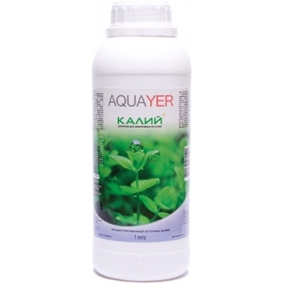 AQUAYER, Калий, 1 литр