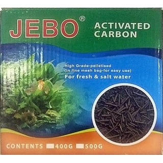 Активированный уголь Jebo, 250 гр