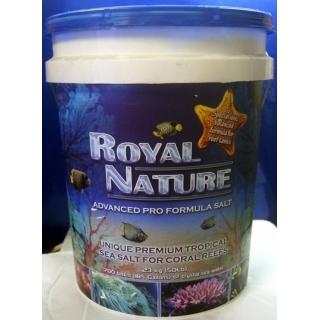 Морская соль для аквариума ROYAL NATURE Tropical Sea Salt 23 кг