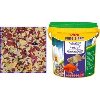 Sera pond flakes на развес, 100 гр