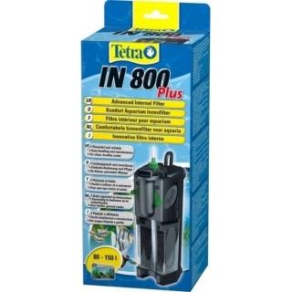 Tetra IN 800 plus - Внутренний фильтр для очистки воды в аквариуме