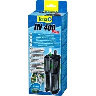 Tetra IN 400 plus - Внутренний фильтр для очистки воды в аквариуме