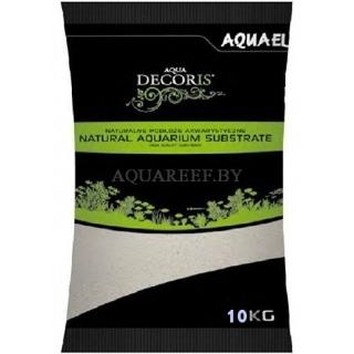 Aquael substrate, Кварцевый песок 10 кг, 0,1-0,3 мм