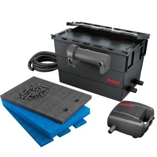 EHEIM LOOP 10000 - Проточный прудовый фильтр