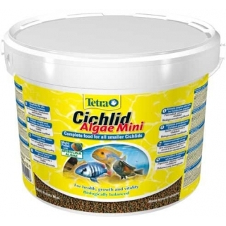 Tetra Cichlid Algae Mini 10 литров