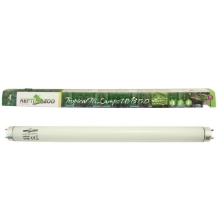 Лампа УФ Reptizoo 5015LL T8 ReptiSol Tropical 5.0, 15Вт