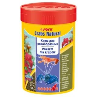 Sera Crabs Natural 100мл