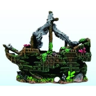 "Грот ""Затонувший пиратский корабль"""