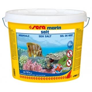Морская соль для аквариума Sera Marin Salt 20 кг