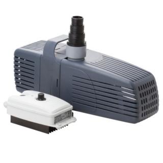 Aquael AQUAJET PFN PLUS 15000, прудовая фонтанная помпа с дистанционным управлением производительности