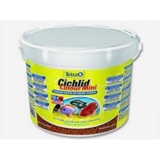 Tetra Cichlid Colour Mini 10 литров