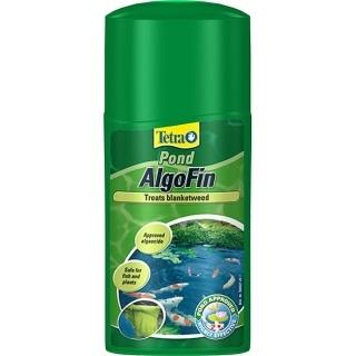 Tetra Pond AlgoFin 1 литр. Средство для борьбы с нитевидными водорослями в пруду
