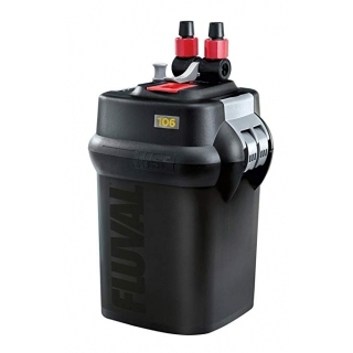 Fluval 106 внешний аквариумный фильтр