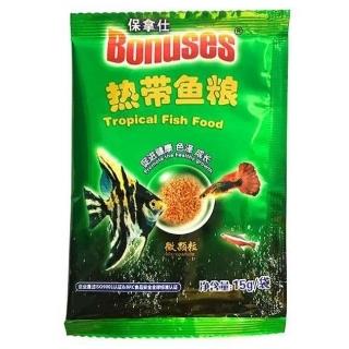 Bonuses Tropical Fish Food , корм для рыб 15 гр