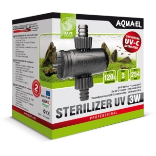 УФ-стерилизатор Aquael STERILIZER UV-C AS LAMP 3W
