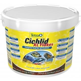 Tetra Cichlid XL Flakes 10 литров