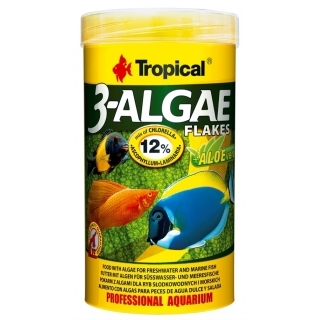 Tropical 3-Algae Flakes 100 мл