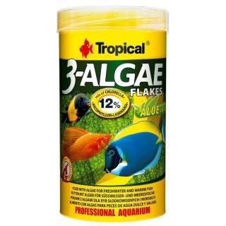 Tropical 3-Algae Flakes 250 мл
