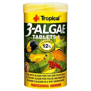 Tropical 3-Algae Tablets A 250 мл