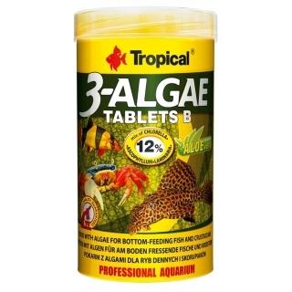 Tropical 3-Algae Tablets B 250 мл