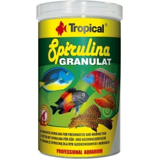 Tropical Spirulina Granulat 250 мл