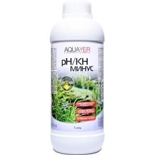 AQUAYER pH/KH минус 1 литр