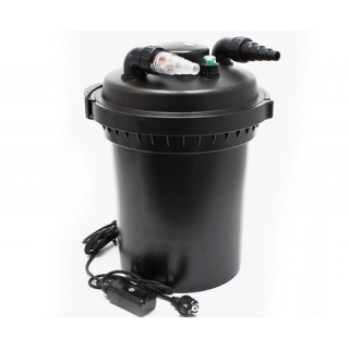 SunSun CPF-380, Прудовый напорный фильтр с уф-лампой 11 Вт