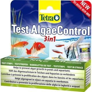 Tetra Test AlgaeControl 3 in 1
