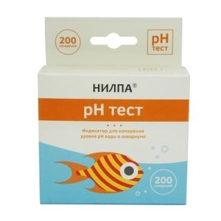 Нилпа pH тест