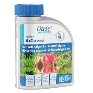 Cредство против водорослей Oase Algo Direct 500 мл на 10 м3