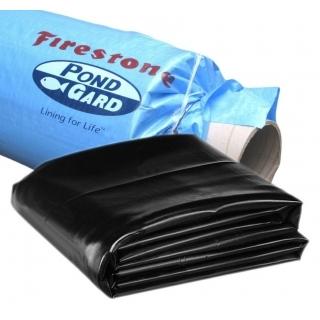 Пленка для пруда бутилкаучуковая Firestone PondGard, 1.1мм, цена за м.кв.