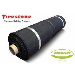 Высококачественная бутилкаучуковая Firestone GeoSmart, 1 мм, рулон 15*30м, цена за м.кв.